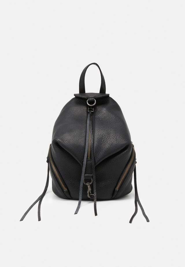 MINI JULIAN BACKPACK - Ryggsekk - black