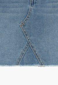 Levi's® - HIGH RISE - Denimová sukně - light-blue denim - 3