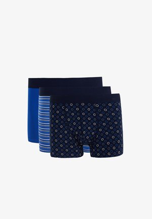 3 PACK - Pants - indigo