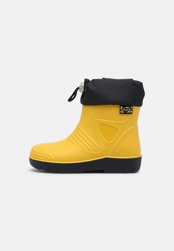 POLAR UNISEX - Wellies - yellow