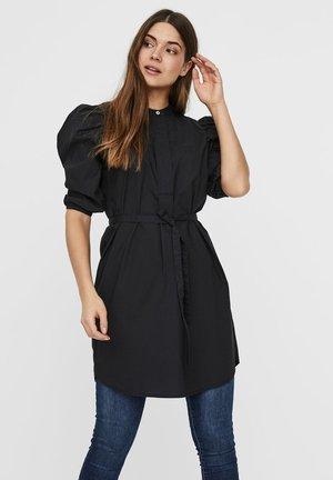 KLEID 2/4-ÄRMEL - Shirt dress - black