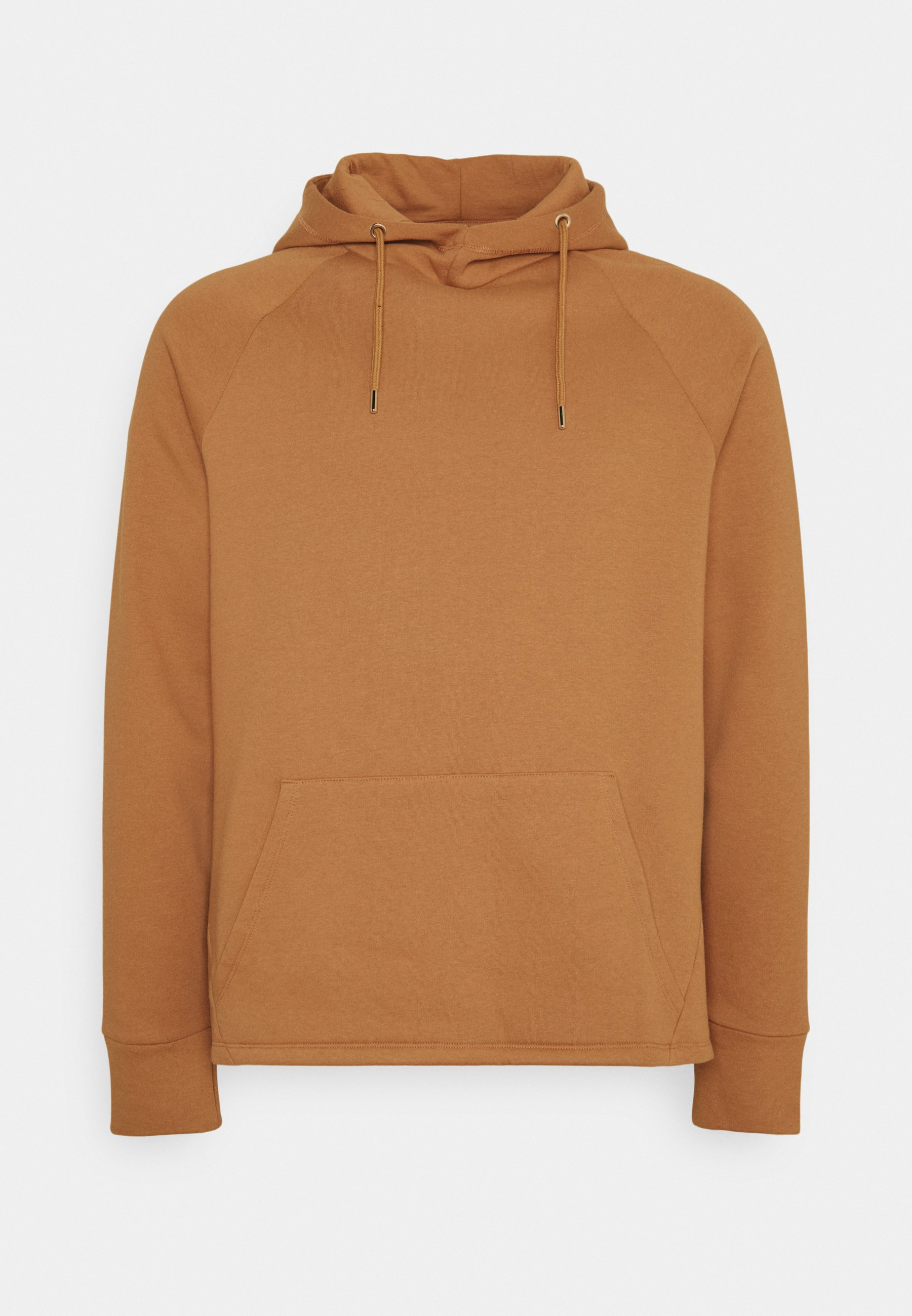 Men PLUS CURVE HEM HOODIE - Sweatshirt