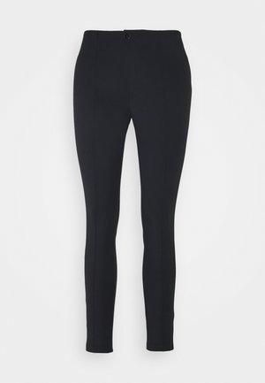 ARELLA - Spodnie materiałowe - black