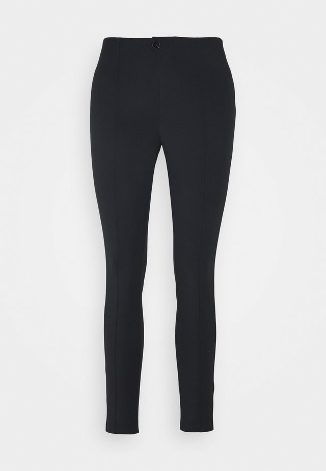 ARELLA - Trousers - black