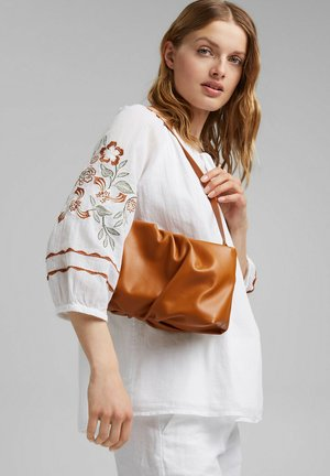 RUTH - Handbag - caramel