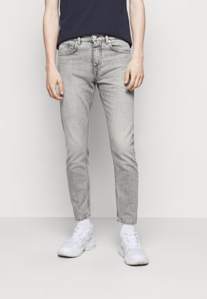 COOPER - Jeans Tapered Fit - light grey