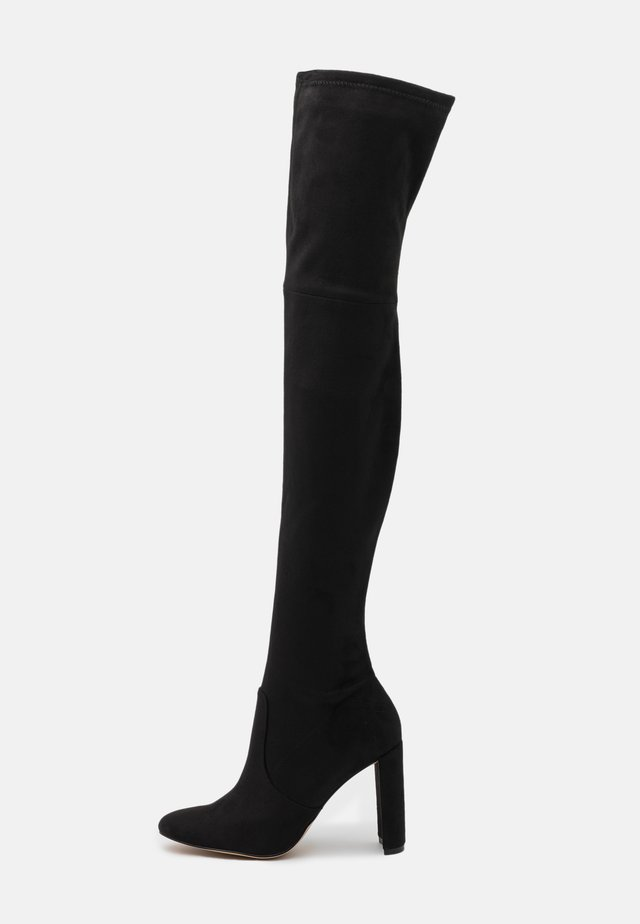 DESSA - Over-the-knee boots - other black