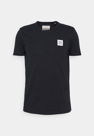 Print T-shirt - blue night sky
