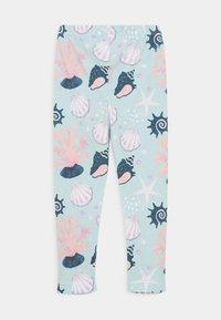 Walkiddy - SHELLS 2 PACK - Leggings - Trousers - pink/light blue - 2