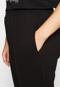 Missguided Plus - JOGGER 2 PACK - Trainingsbroek - black/grey - 6