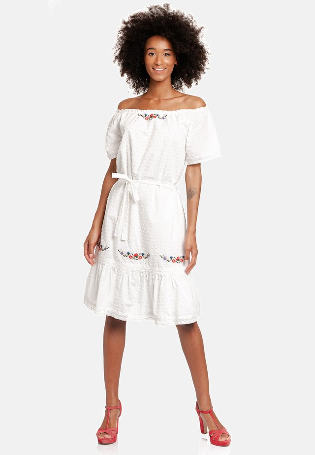 DREAM - Day dress - offwhite