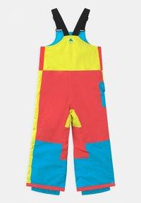 Burton - MAVEN UNISEX - Spodnie narciarskie - multi - 1
