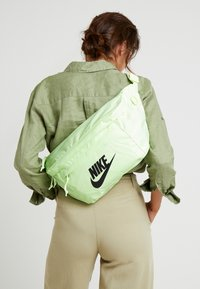 Nike Sportswear - TECH HIP PACK - Bum bag - barely volt/black - 5