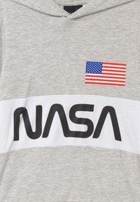 LMTD - NASA LASSO HOOD - Hoodie - light grey - 2