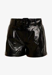ONLY - ONLSCARLET GLAZE - Shorts - black - 3