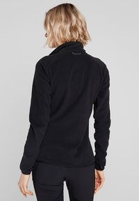 The North Face - WOMENS GLACIER FULL ZIP - Fleecejakker - black - 2