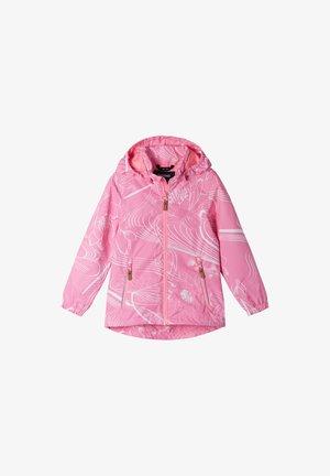 ANISE - Waterproof jacket - neon pink
