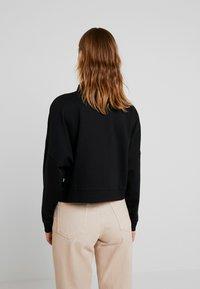 Noisy May - NMHALLY ZIP - Sweatshirt - black - 2