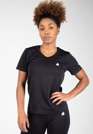 NEIRO SEAMLESS  - T-shirt print - black