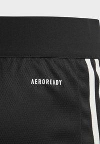 adidas Performance - AEROREADY SHORTS - Korte broeken - black