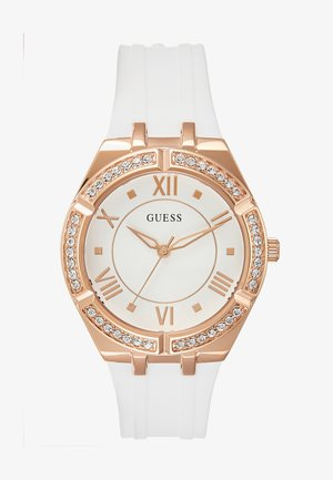 COSMO - Watch - white/rosegold-coloured