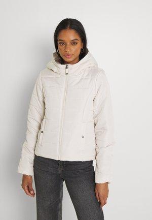 VMSIMONE HOODY SHORT JACKET - Light jacket - birch