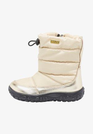 Bottes de neige - gold