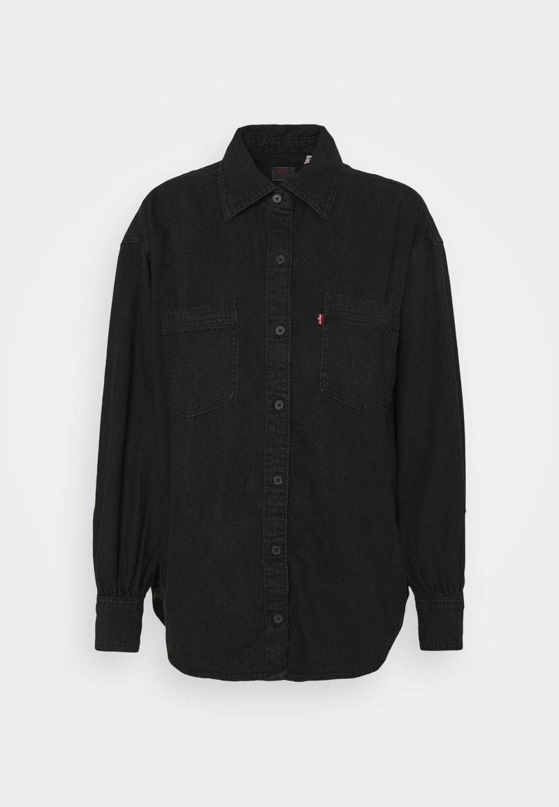 Levi's® - REMI UTILITY - Skjorta - black rose