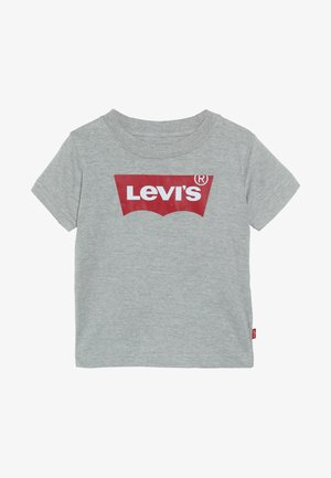 BATWING TEE - T-shirt print - grey heather
