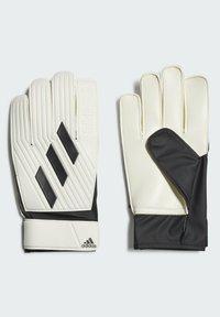 adidas Performance - TIRO CLUB GOALKEEPER GLOVES - Keepershandschoenen  - white - 1