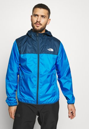 MENS CYCLONE 2.0 HOODIE - Vodotěsná bunda - blue wing teal/clear lake blue