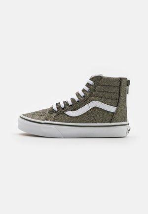SK8 ZIP - Sneakers hoog - grape leaf/true white