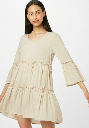 JDYRIANA 7/8 - Day dress - beige