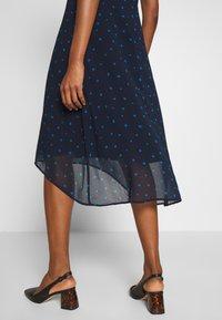 Esprit Collection - FLUENT GEORGE - Day dress - navy - 5