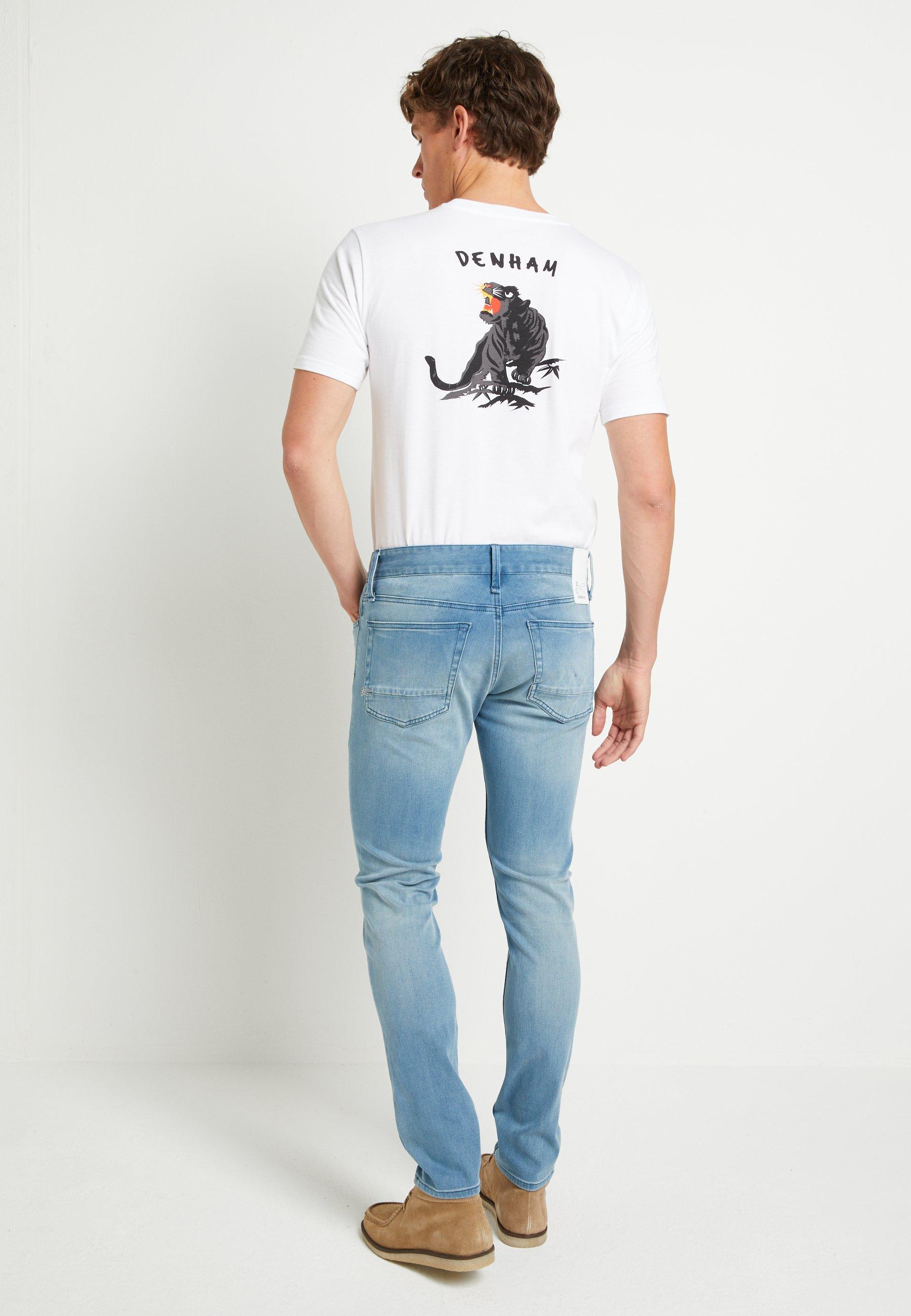 Denham Bolt - Jeans Slim Fit Blue
