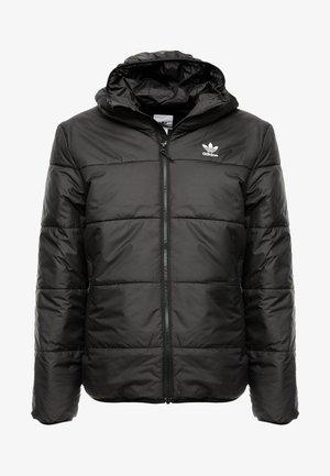 ADICOLOR THIN PADDED BOMBERJACKET - Winter jacket - black