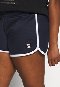 Fila Plus - SAMAN  - Shortsit - black iris - 4