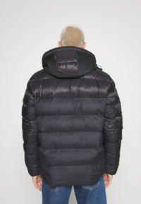 Jordan - JUMPMAN AIR PUFFER - Winter jacket - black/white - 2