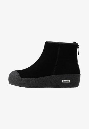 GUARD - Ankelboots - black