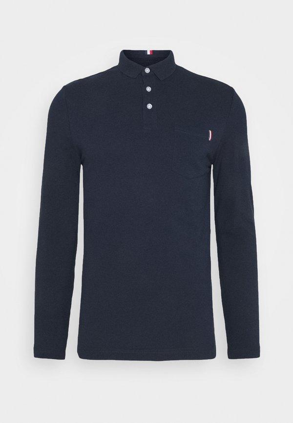Pier One Koszulka polo - dark blue/granatowy Odzież Męska CVZT