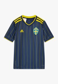 adidas Performance - SVFF SCHWEDEN A JSY Y - Article de supporter - nindig/yellow - 0