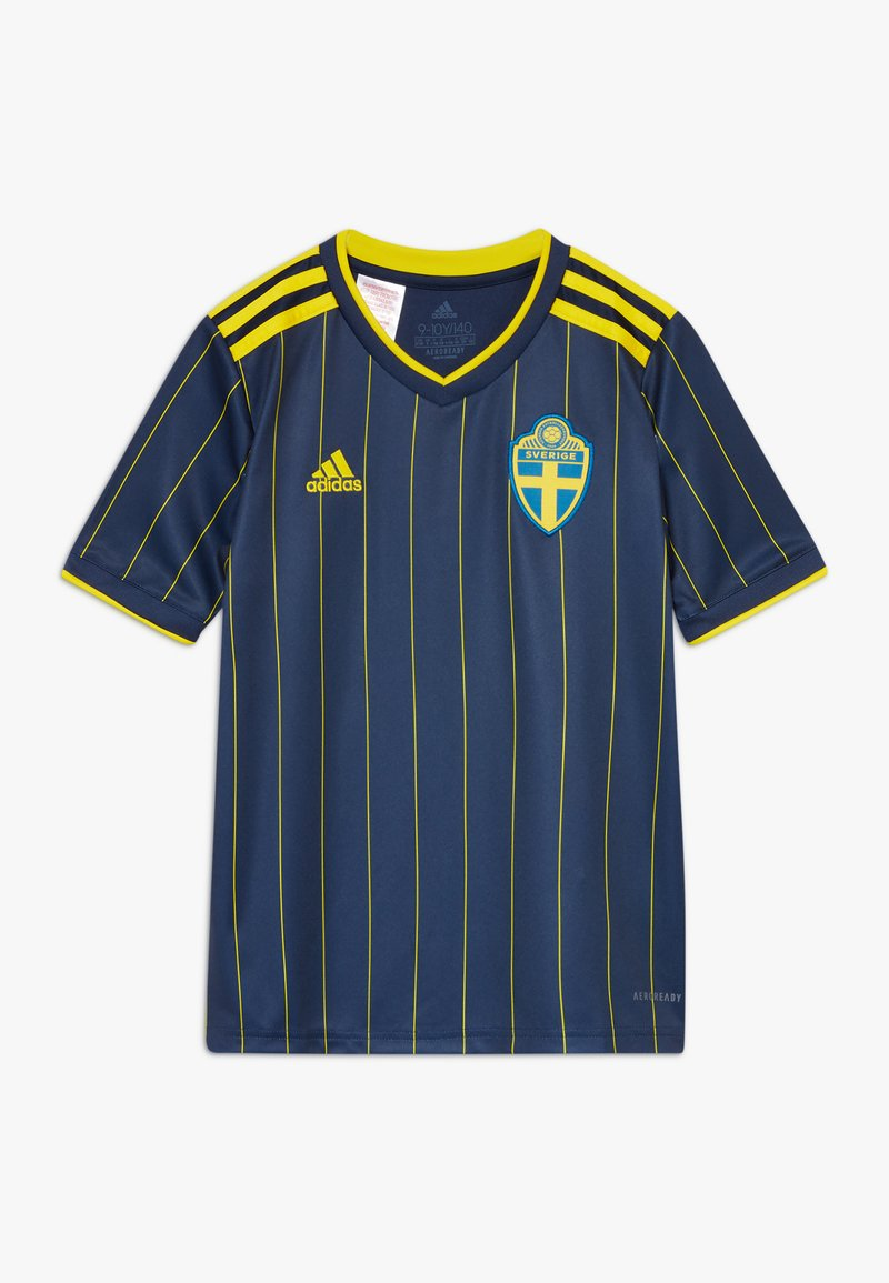 adidas Performance - SVFF SCHWEDEN A JSY Y - Article de supporter - nindig/yellow