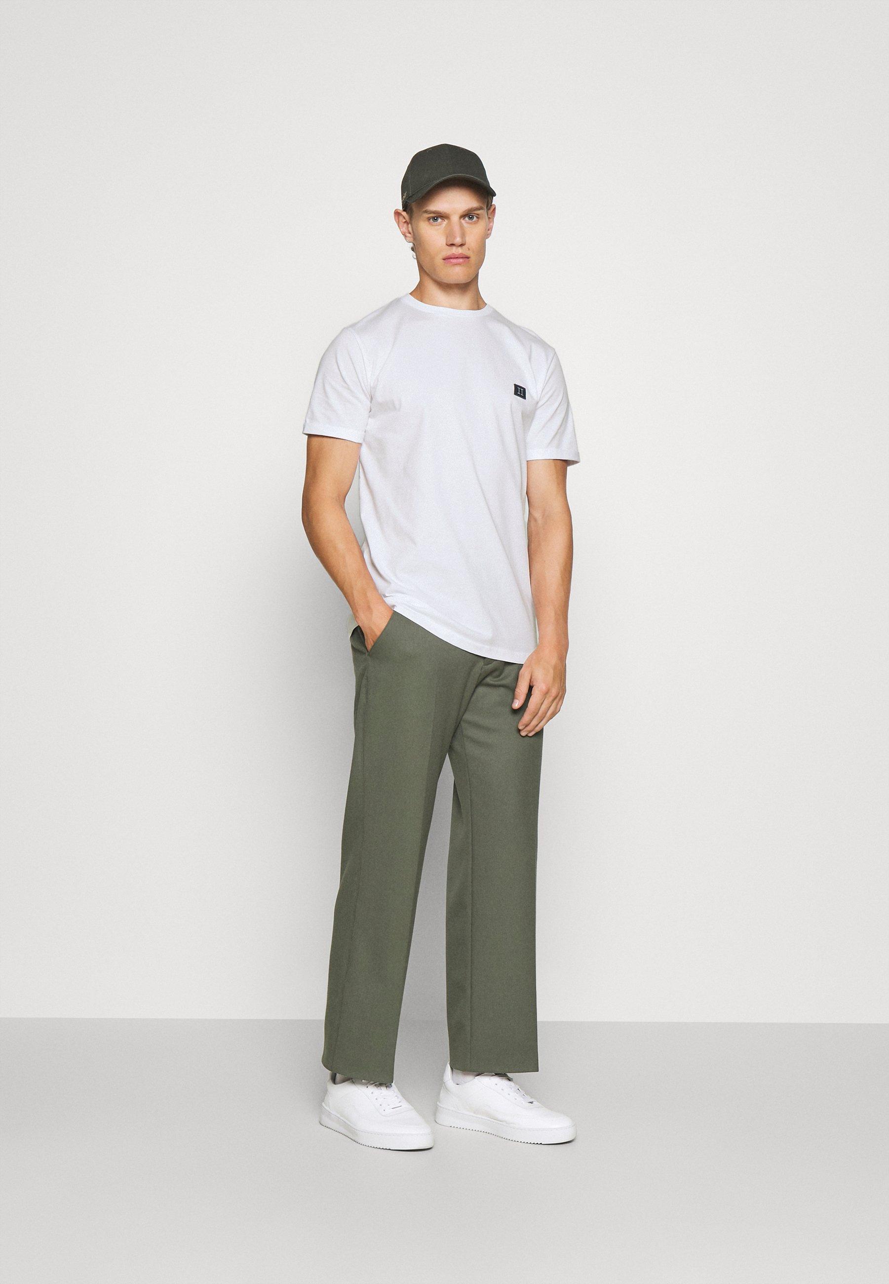 Uomo ZALANDO X LES DEUX PIECE - T-shirt basic