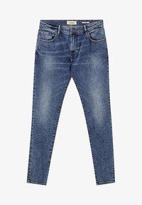 PULL&BEAR - Jeans Skinny Fit - royal blue - 3