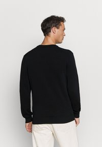 Lacoste - Sweter - black - 2