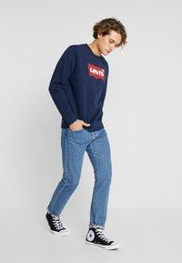 Levi's® - GRAPHIC CREW  - Sweatshirt - dress blues - 1