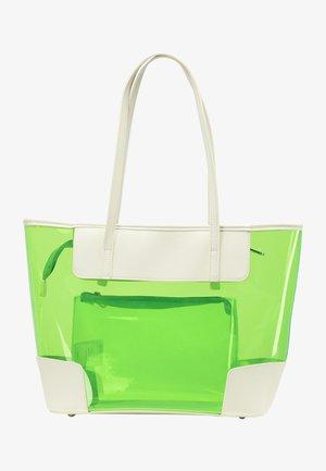 Tote bag - neon grün