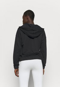 Nike Performance - CORE COLLECTION COVERUP - Hoodie - black/smoke grey - 2