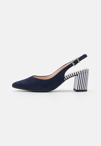 NEXY - Classic heels - blue