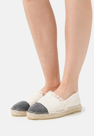 LILA - Loafers - beige/black